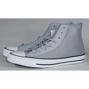 Converse Chuck Taylor All Star High Top Gray Sz 10